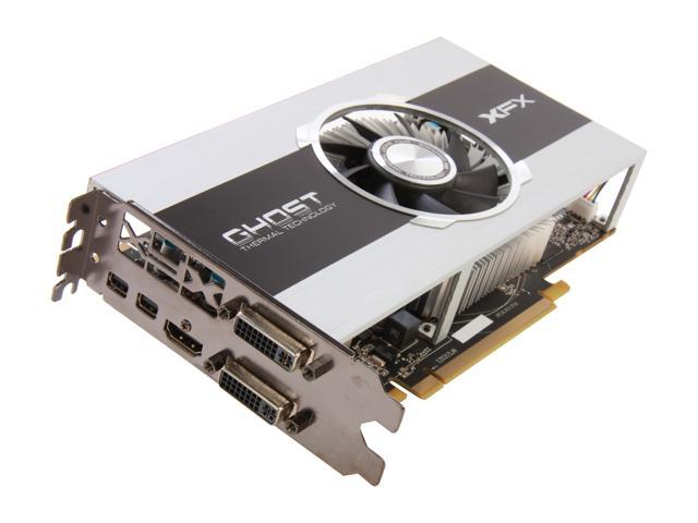 XFX Core Edition Radeon HD 7850 DirectX 11 FX-785A-CNL4 Video Card