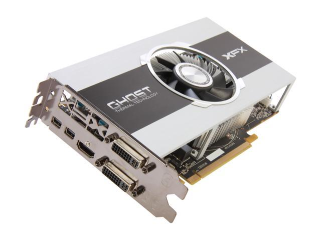XFX Core Edition Radeon HD 7850 DirectX 11 FX-785A-ZNL4 1GB 256-Bit GDDR5 PCI Express 3.0 x16 HDCP Ready CrossFireX Support Video Card