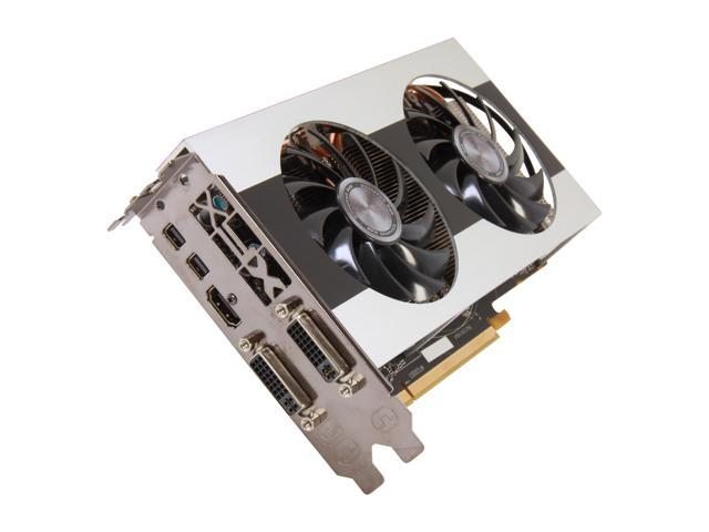 XFX Double D Radeon HD 7850 DirectX 11 FX-785A-ZDF4 Video Card