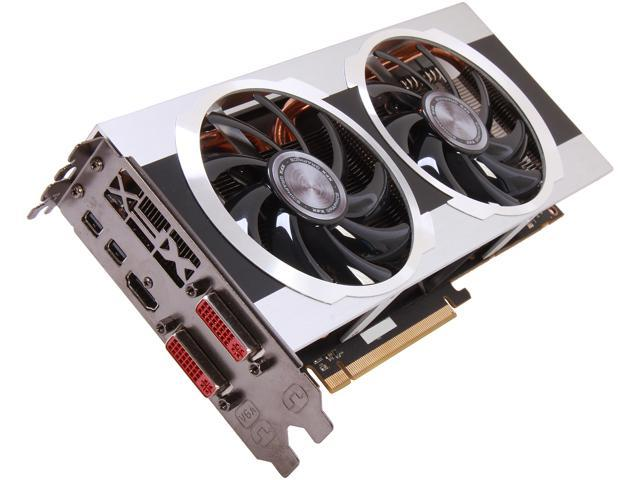 XFX Double D Radeon HD 7970 DirectX 11 FX797ATDJC Video Card