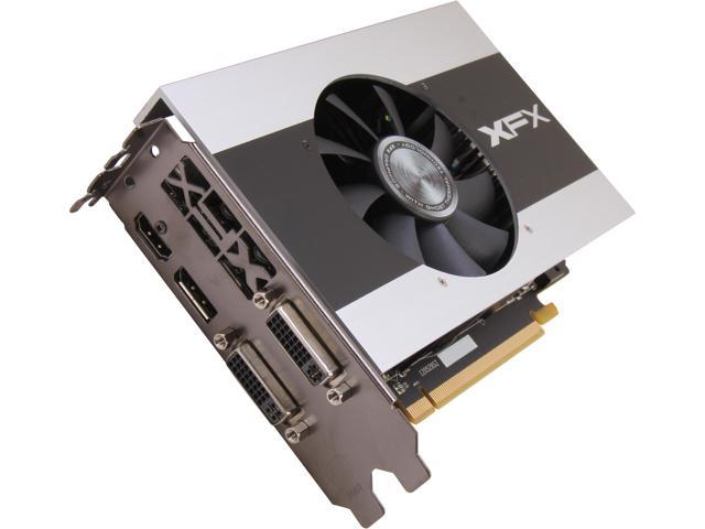 XFX Radeon HD 7770 DirectX 11 FX-777A-ZNJ4 Video Card