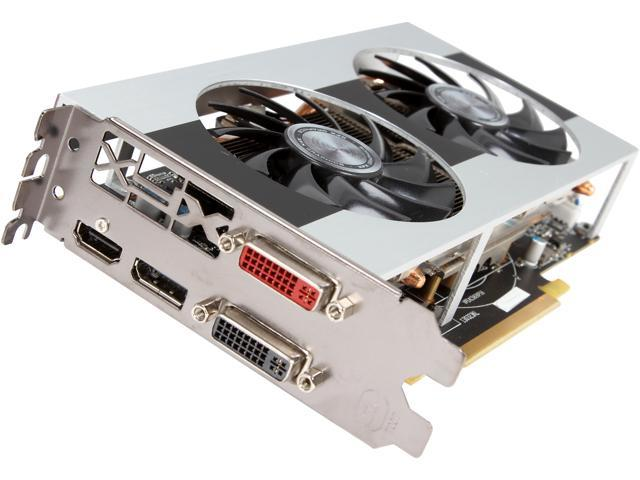 XFX Double D Black Edition Radeon HD 7790 DirectX 11 FX-779A-ZDB4 1GB 128-Bit DDR5 HDCP Ready CrossFireX Support Video Card