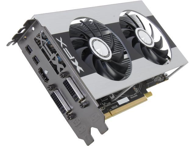 XFX Double D Radeon HD 7850 DirectX 11 FX-785A-CDJ4 2GB 256-Bit GDDR5 PCI Express 3.0 x16 HDCP Ready CrossFireX Support Video Card