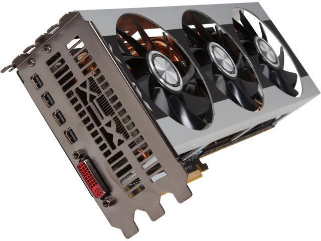 XFX Radeon HD 7990 DirectX 11 FX-799A-6NF9 6GB 384-Bit x2 GDDR5 PCI Express 3.0 x16 HDCP Ready CrossFireX Support Video Card