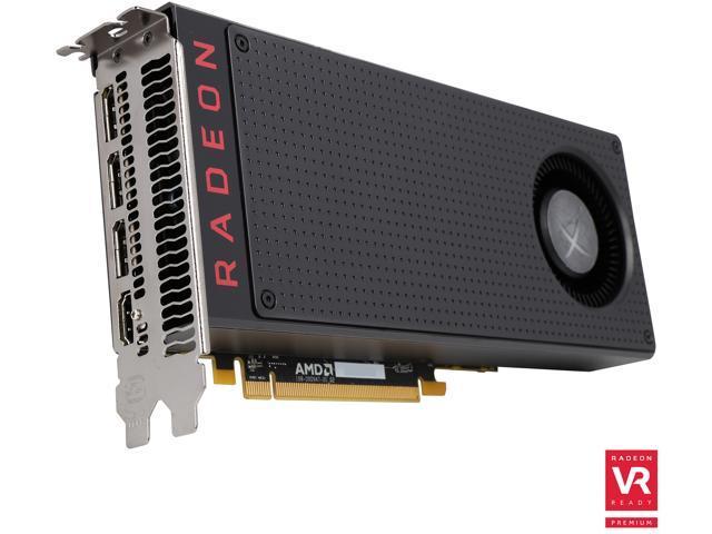 XFX Radeon Rx 480 8 gb. Newegg $340-$30-$30 rebate= $280.