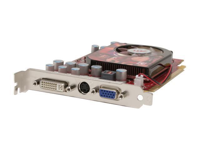 JetWay X16PR-ED-256L Radeon X1600PRO 256MB 128-bit GDDR3 PCI Express x16 Video Card