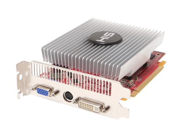 HIS H160PRH512N-R Radeon X1600PRO 512MB 128-bit GDDR2 PCI Express x16 CrossFireX Support iSilence Video Card
