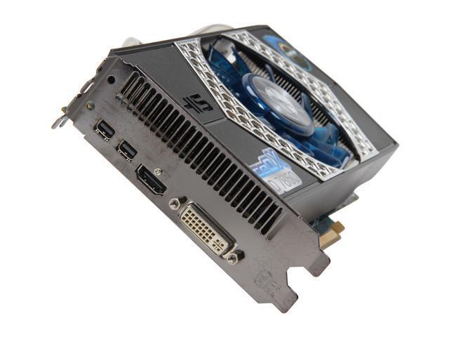 HIS IceQ X Turbo Radeon HD 7850 DirectX 11 H785QNT2G2M Video Card