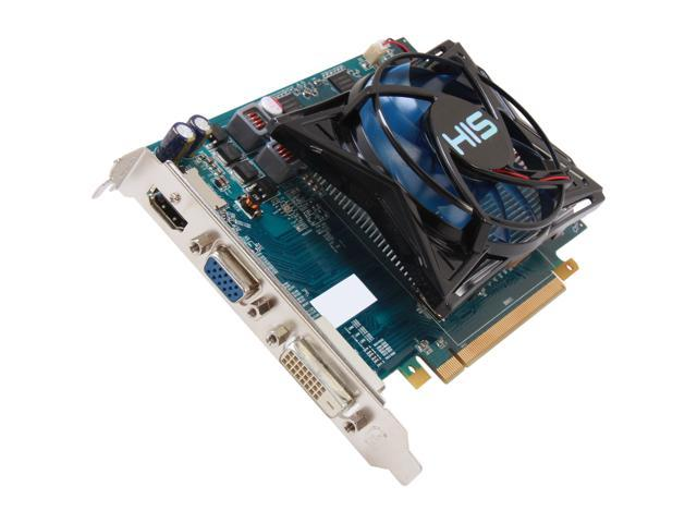 HIS Radeon HD 6670 DirectX 11 H667FR2G Video Card