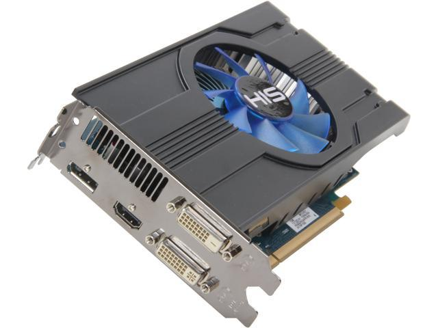 HIS Radeon HD 7790 DirectX 11 H779F1GD Video Card