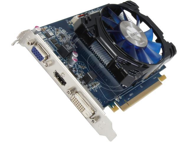 HIS iCooler Boost Radeon R7 240 DirectX 11.2 H240F2G Video Card