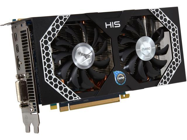 HIS iPower IceQ X² Turbo Radeon R9 270 DirectX 11.2 H270QMT2G2M 2GB 256-Bit GDDR5 PCI Express 3.0 x16 HDCP Ready CrossFireX Support Video Card