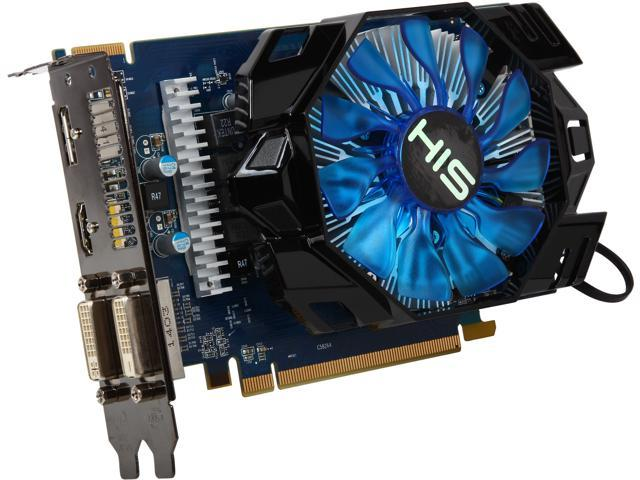 HIS iCooler Radeon R7 260X DirectX 11.2 H260XFN2GD 2GB 128-Bit GDDR5 PCI Express 3.0 x16 HDCP Ready CrossFireX Support Video Card