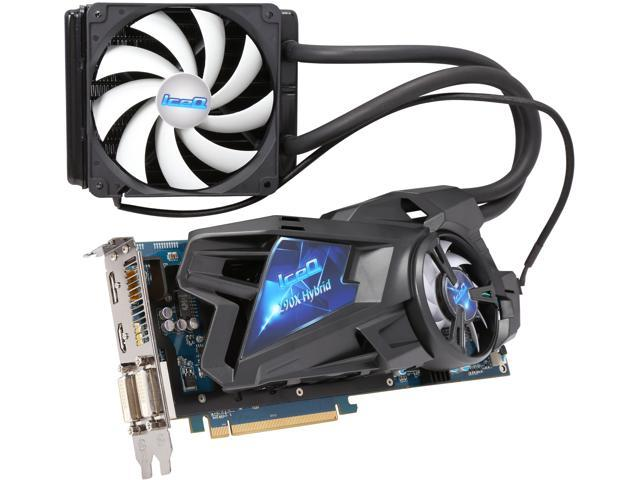 HIS IceQ Radeon R9 290X DirectX 11.2 H290XQH4GD 4GB 512-Bit GDDR5 PCI Express 3.0 x16 HDCP Ready CrossFireX Support Video Card