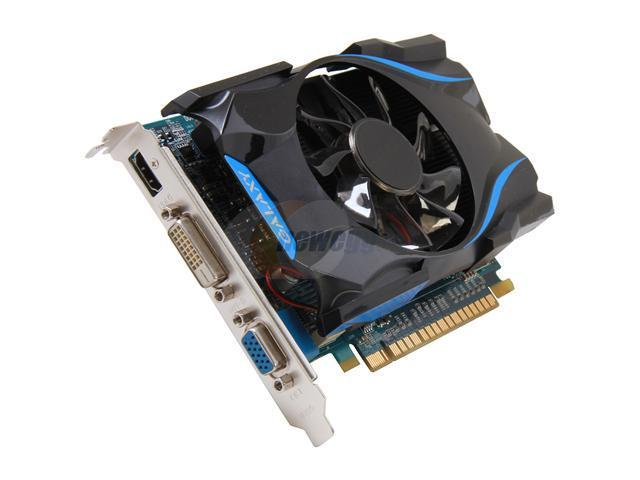 Galaxy 64TGF8HX6FTZ GeForce GT 640 GC 1GB 128-bit DDR3 PCI Express 3.0 x16 HDCP Ready Video Card