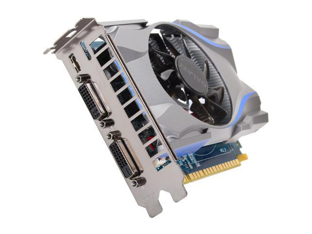 Galaxy 65NGH8DL7AXX GeForce GTX 650 GC 1GB 128-bit GDDR5 PCI Express 3.0 x16 HDCP Ready Video Card
