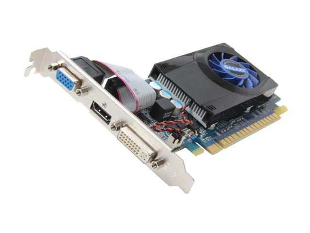 Galaxy GeForce 8400 GS DirectX 10 84GFF4HX2HXZ Video Card