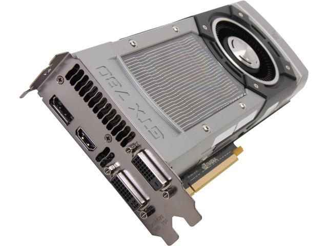 Galaxy GeForce GTX 780 DirectX 11.1 78NNH5DN00G0 Video Card