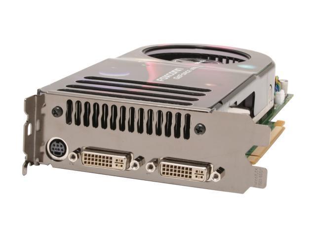 Foxconn FV-N88SMCD2-ONOC GeForce 8800 GTS 320MB 320-bit GDDR3 PCI Express x16 HDCP Ready SLI Support Video Card