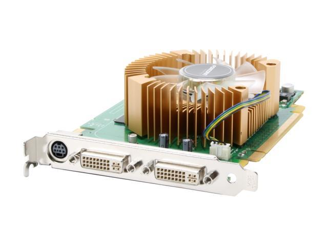 Foxconn 8600GT-256 GeForce 8600GT 256MB 128-bit GDDR3 PCI Express x16 SLI Supported Video Card