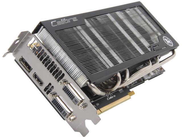 SPARKLE GeForce GTX 680 700021 (CALIBRE -- GTX680) 2GB 256-Bit Video Card