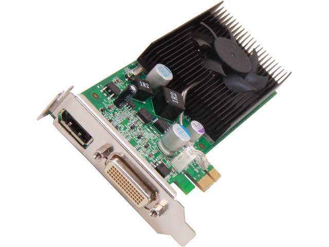SPARKLE DMS GeForce 210 SX210DMS512x1 (700029) 512MB 64-Bit PCI Express x1 Low Profile Video Card