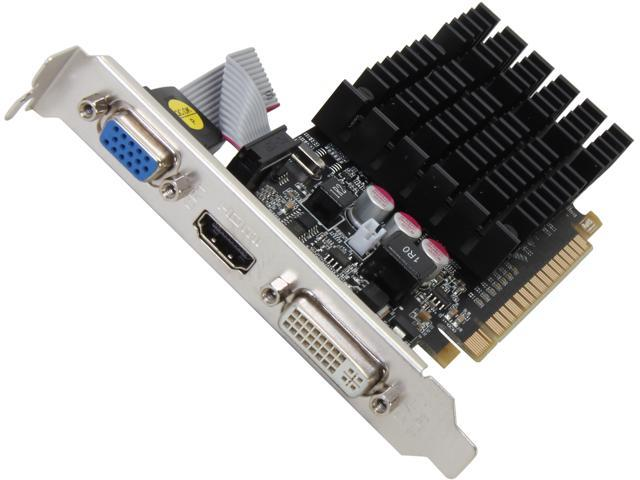 SPARKLE GeForce 210 Series GeForce 210 700039 1GB 64-Bit PCI Express x16 Video Card
