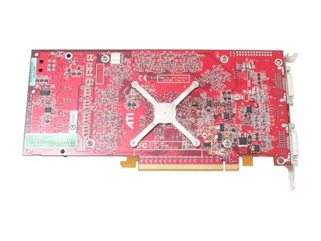 ATI 100-435800 Radeon X1900GT 256MB 256-bit GDDR3 PCI Express x16 CrossFireX Support Video Card