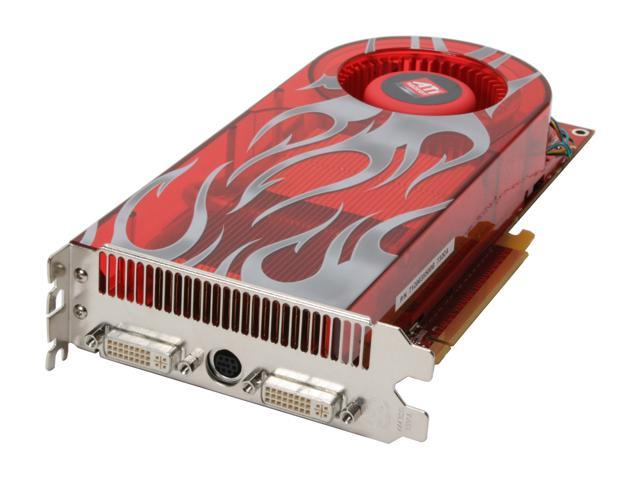 ATI 100-435906 Radeon HD 2900XT 512MB 512-bit GDDR3 PCI Express x16 HDCP Ready CrossFireX Support Video Card