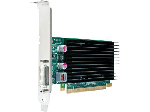 HP Quadro NVS 300 BV456AT 512MB 64-bit DDR3 PCI Express 2.0 x16 Low Profile Workstation Video Card