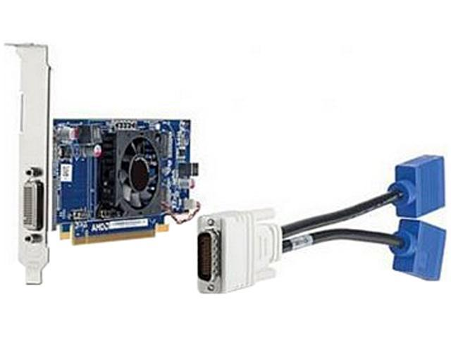 HP Radeon HD 6350 QK638AT 512MB 64-bit DDR3 Low Profile DH X16 Smart Buy Video Card