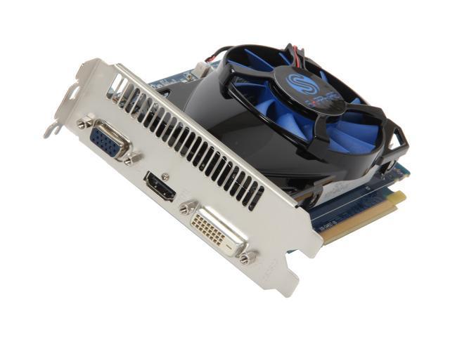 Radeon HD 7750 DirectX 11 100357-2GL 2GB 128-Bit DDR3 PCI Express 3.0 CrossFireX Support Video Card