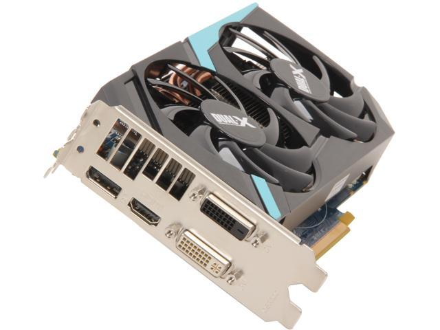 SAPPHIRE Radeon HD 7870 GHz Edition DirectX 11 100354OC-2L 2GB 256-Bit GDDR5 PCI Express 3.0 x16 CrossFireX Support Video Card