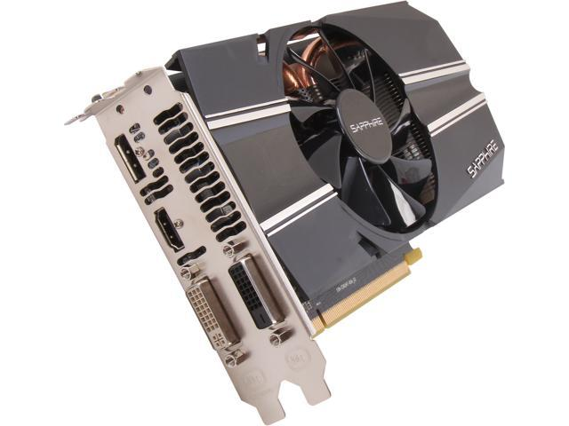SAPPHIRE Radeon HD 7790 100356L 1GB DDR5 PCI-Express Video Card