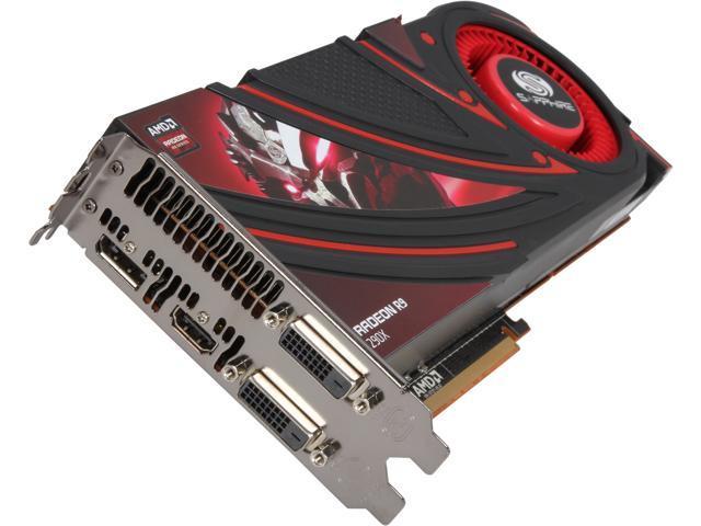 SAPPHIRE Radeon R9 290X 100361SR Video Card