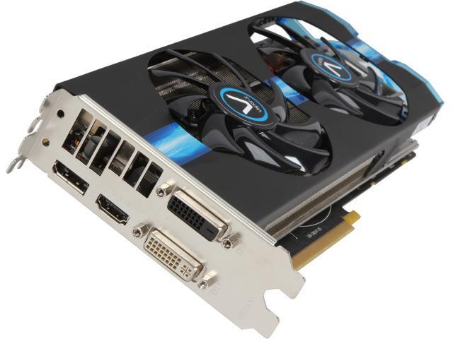 SAPPHIRE Radeon R9 270X DirectX 11.2 100364VXSR 2GB 256-Bit GDDR5 PCI Express 3.0 x16 HDCP Ready CrossFireX Support Video Card