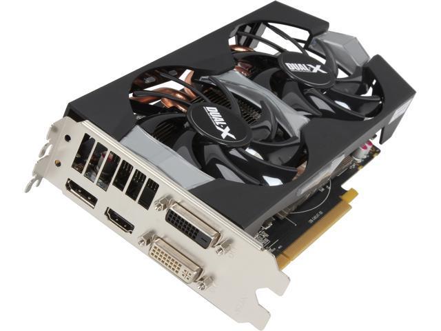SAPPHIRE Radeon R9 270X DirectX 11.2 100364L Video Card