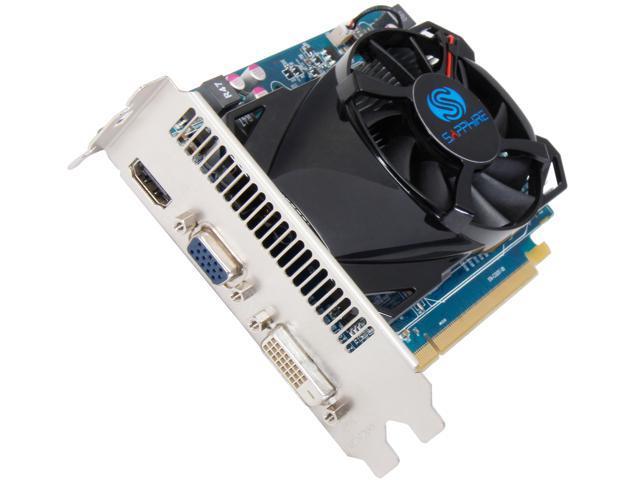 SAPPHIRE Radeon HD 6670 DirectX 11 11192-07-CPO 1GB 128-Bit DDR3 PCI Express 2.0 Video Card