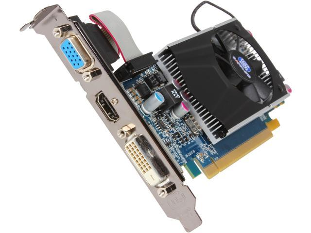 SAPPHIRE Radeon HD 6570 DirectX 11 11191-00-CPO 1GB 128-Bit DDR3 PCI Express 2.0 Video Card