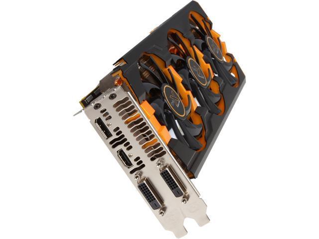 SAPPHIRE TRI-X Radeon R9 290X DirectX 11.2 100361-3SR 4GB 512-Bit GDDR5 PCI Express 3.0 CrossFireX Support Video Card