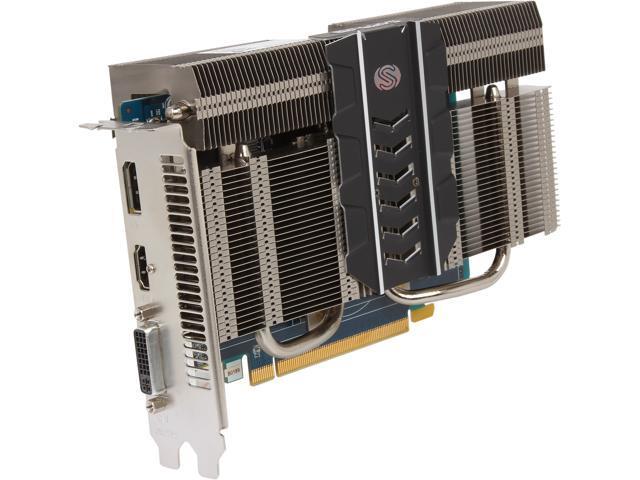 SAPPHIRE Ultimate Radeon R7 250 DirectX 11 100368USR 1GB 128-Bit GDDR5 PCI Express 3.0 Video Card