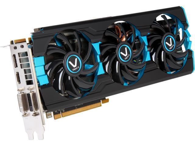 SAPPHIRE VAPOR-X Radeon R9 280X 100363VX-2SR 3GB PCI Express 3.0 TRI-X OC w/ Boost Video Card (UEFI)