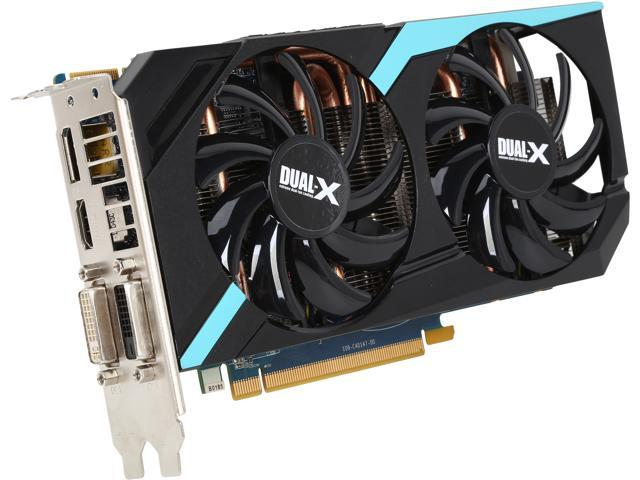 SAPPHIRE Radeon HD 7870 GHz Edition DirectX 11 11199-19CPO 2GB 256-Bit GDDR5 PCI Express 3.0 CrossFireX Support Video Card