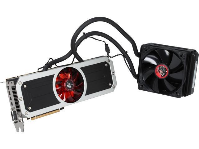 SAPPHIRE Radeon R9 295x2 DirectX 11.2 100360OCSR Video Card