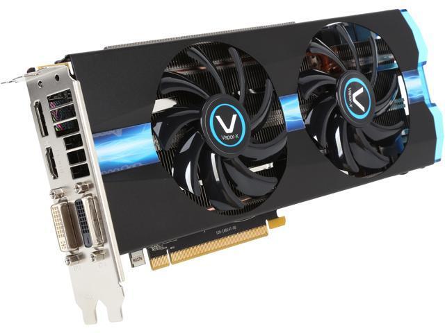 SAPPHIRE VAPOR-X Radeon R9 270 DirectX 11.2 100365VXL Video Card