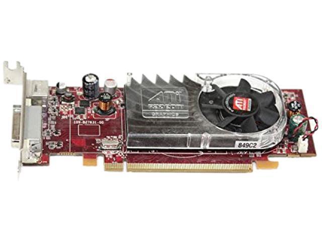 Dell Radeon X2400 CP309 256MB 64-Bit DDR2 PCI Express Video Card