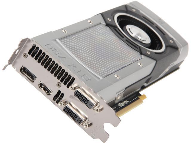 EVGA GeForce GTX 780 03G-P4-2781-RX Video Card Certified Refurbished