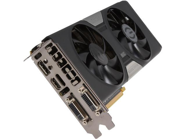 EVGA ACX Cooler 03G-P4-2784-RX GeForce GTX 780 3GB 384-Bit GDDR5 PCI Express 3.0 SLI Support Video Card Manufactured Recertified