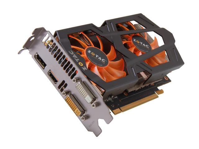 ZOTAC ZT-60802-10P G-SYNC Support GeForce GTX 660 Ti 2GB 192-Bit GDDR5 PCI Express 3.0 x16 HDCP Ready SLI Support Video Card