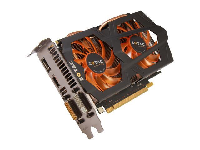ZOTAC GeForce GTX 660 DirectX 11 ZT-60901-10M Video Card